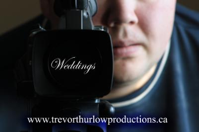 Trevor Thurlow Productions - Pembroke Wedding Video Production